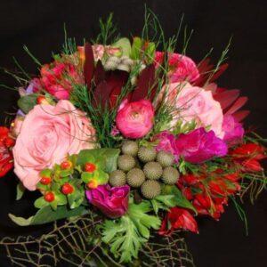 Ramo Flores Rosa