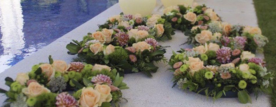 arreglo floral bodas